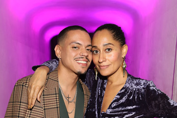 Evan Ross Tracee Ellis Ross Common's 5th Annual Toast to the Arts