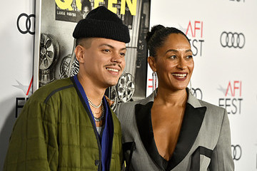 Evan Ross Tracee Ellis Ross AFI FEST 2019 Presented By Audi – 'Queen And Slim' Premiere – Arrivals