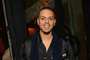 Evan Ross 2018 GQ Men Of The Year Party - Inside
