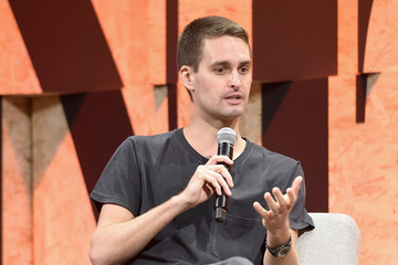 Evan Spiegel Vanity Fair New Establishment Summit - Day 1