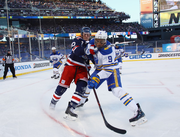 2018 Bridgestone NHL Winter Classic - New York Rangers Vs. Buffalo Sabres