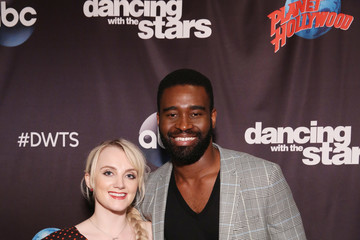 Evanna Lynch 'Dancing With The Stars' Season 27 Cast Reveal Red Carpet At Planet Hollywood Times Square