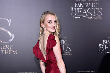 Evanna Lynch 'Fantastic Beasts and Where to Find Them' World Premiere