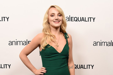 Evanna Lynch Animal Equality's Inspiring Global Action Los Angeles Gala - Arrivals