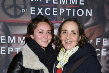 Eve Jean 'Une Femme D'Exception - On The Basis Of Sex' Paris Premiere At Cinema Gaumont Capucines Opera