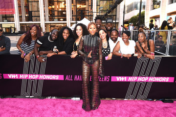Eve VH1 Hip Hop Honors: All Hail The Queens - Arrivals