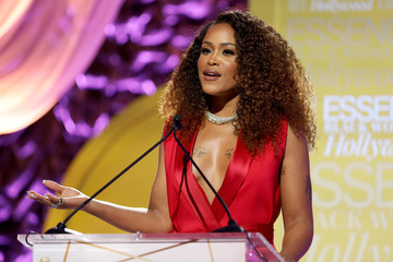Eve 2020 13th Annual ESSENCE Black Women in Hollywood Luncheon - Inside