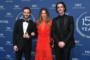 Evelina Kamph IWC Schaffhausen at SIHH 2018 - Red Carpet