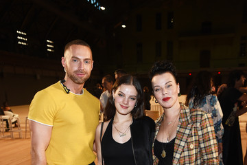 Evelina Maria Corcos Marc Jacobs Spring 2020 Runway Show - Front Row