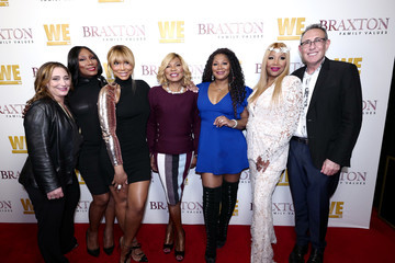 Evelyn Braxton WE tv Celebrates The Premiere Of 'Braxton Family Values'