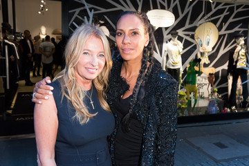 Evelyn Hammerstroem Vogue Fashion's Night Out in Duesseldorf