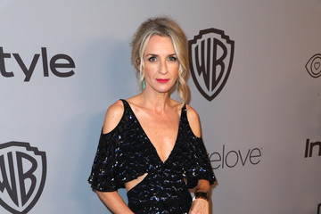 Ever Carradine The 2018 InStyle and Warner Bros. 75th Annual Golden Globe Awards Post-Party - Red Carpet