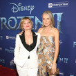 Ever Carradine World Premiere Of Disney's 'Frozen 2'