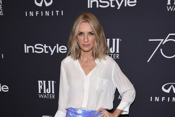 Ever Carradine Hollywood Foreign Press Association and InStyle Celebrate the 75th Anniversary of the Golden Globe Awards - Arrivals