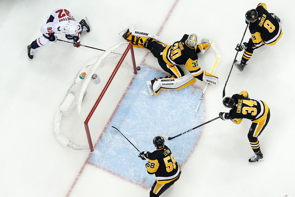 Washington Capitals vs. Pittsburgh Penguins - Game Four