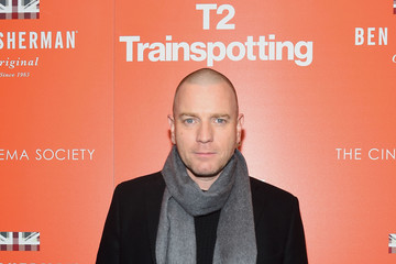 Ewan McGregor TriStar Pictures & the Cinema Society Host a Screening of 'T2 Trainspotting' - Arrivals