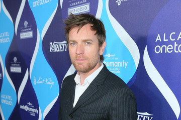 Ewan McGregor 2nd Annual unite4:humanity Presented By ALCATEL ONETOUCH - Red Carpet