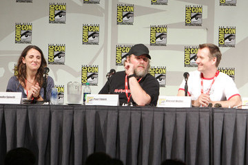 """Paul Tibbitt Exclusive Screening Of ABC's Newest Supernatural Series """"The River"""" - Comic-Con 2011"""