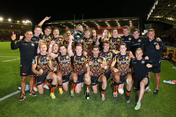 Exeter Chiefs Celebrations Singha Premiership Rugby 7s Series Final