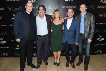 Eyal Rimmon The Cinema Society Hosts a Screening of Sony Pictures Classics' 'Norman' - Arrivals