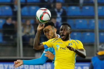 Ezequiel Garay Zenit St Petersburg v FC Rostov - Russian Premier League