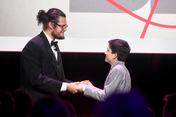 Ezra Miller 11th Annual DKMS 'BIG LOVE' Gala - Inside