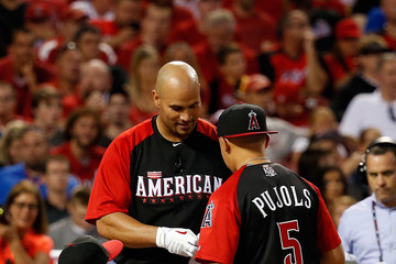 Ezra Pujols Gillette Home Run Derby Presented by Head & Shoulders