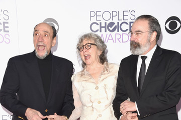 F. Murray Abraham Mandy Patinkin People's Choice Awards 2016 - Arrivals