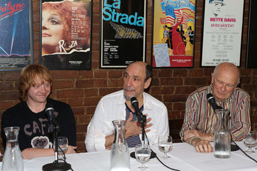 F. Murray Abraham Terrence McNally 'It's Only a Play' Photo Call in NYC