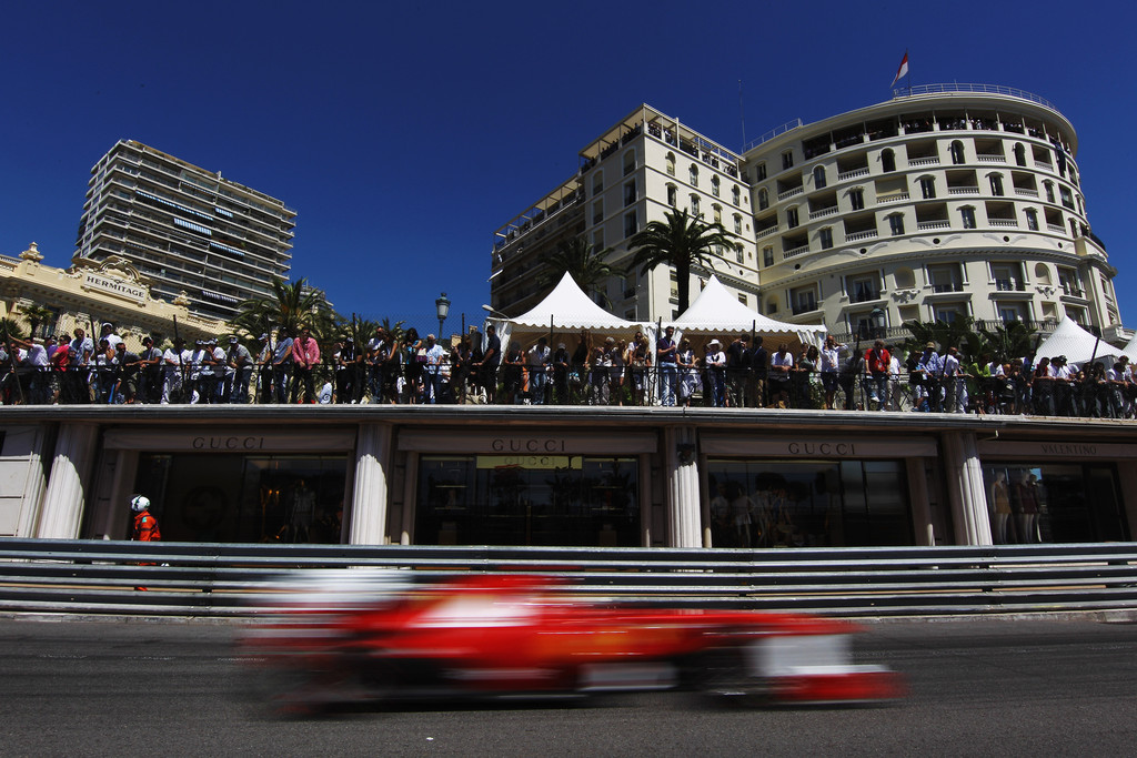 f1 qualifying monaco