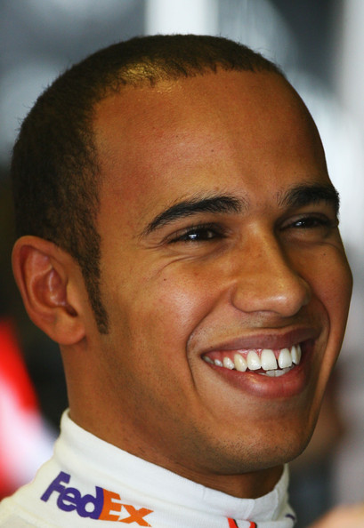 Lewis Hamilton of Great Britain and McLaren Mercedes prepares to drive during practice for the Abu Dhabi Formula One Grand Prix at the Yas Marina Circuit on October 30, 2009 in Abu Dhabi, United Arab Emirates.