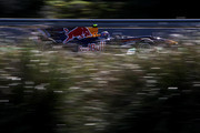 Mark Webber of Australia and Red Bull Racing drives during winter testing at the Circuito De Jerez on February 19, 2010 in Jerez de la Frontera, Spain.