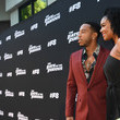 Gabrielle Union and Ludacris Photos