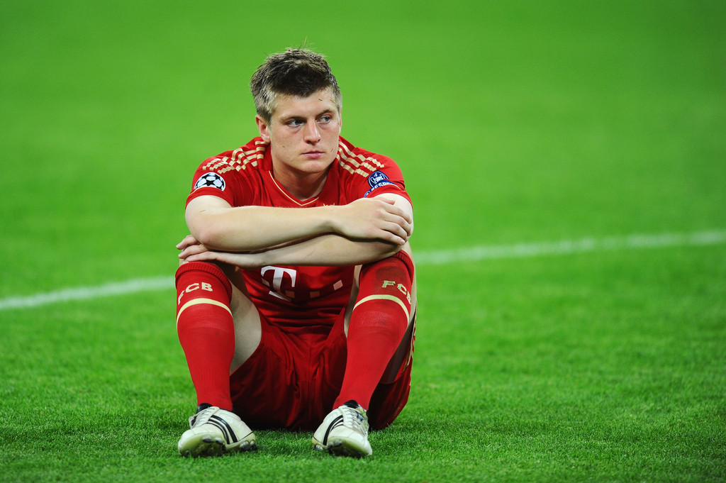 toni kroos champions league