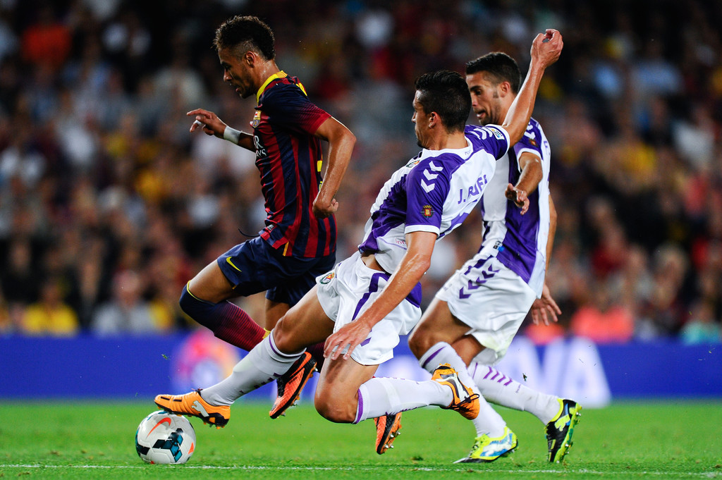 barcelona vs valladolid - photo #46