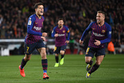 Arthur and Philippe Coutinho Photos - 1 of 10 Photo