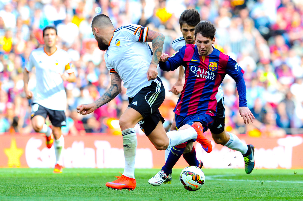 barcelona vs valencia - photo #32