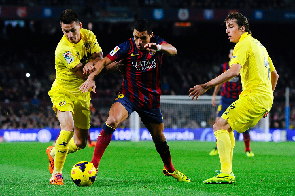 barcelona vs villarreal - photo #23