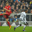 Patrice Evra and Thomas Mueller Photos