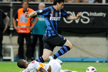 Juan FC Internazionale Milano v AS Roma - TIM Cup