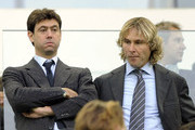 Pavel Nedved and Andrea Agnelli Photos Photo
