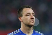 John Terry of Chelsea looks on during the UEFA Europa League Round of 16 match between FC Steaua Bucuresti and Chelsea at the National Arena on March 7, 2013 in Bucharest, Romania.