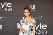 Zendaya attends the Fifth Annual InStyle Awards with FIJI Water on October 21, 2019 in Los Angeles, California.