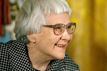 Harper Lee (FILE) 50 Years Since The Release Of The Film 'To Kill A Mockingbird'
