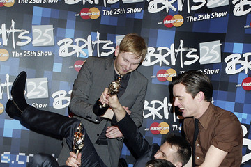Franz Ferdinand (FILE) The Brit Awards: A Look Back