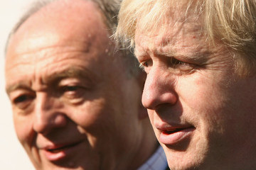 Ken Livingstone (FILE) In Profile: Boris Johnson