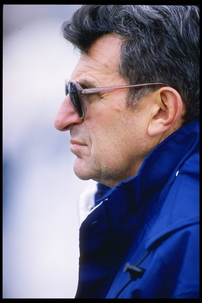 FILE: Joe Paterno Announces Retirement At Season's End