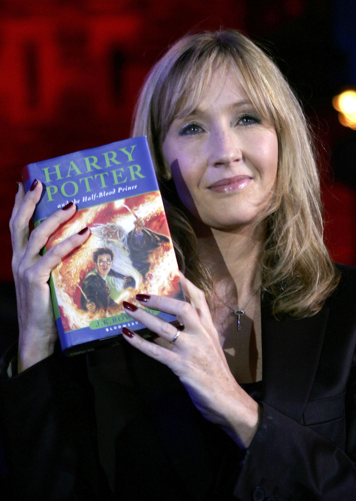 an analysis of the gender roles in harry potter a series by j k rowling The gender roles portrayed in harry potter analysis is the harry potter book series, written by british author jk rowling: harry potter and.