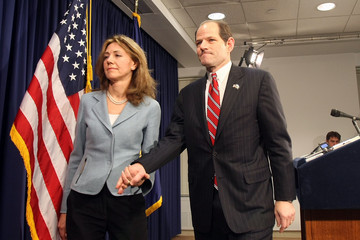 Silda Wall Spitzer (FILE) US Political Scandal: Stand by Your Man