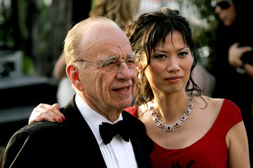 Wendi Deng Murdoch (FILE) Rupert Murdoch Files for Divorce